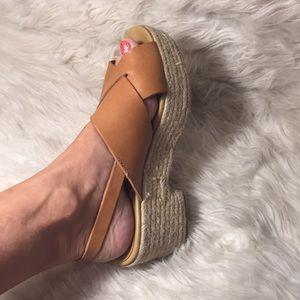 Gorgeous soludos espadrilles platform sandals